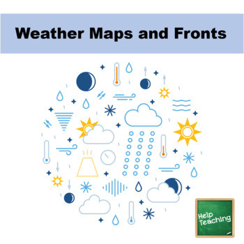 Create A Weather Map Worksheet