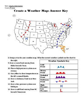 Create A Weather Map