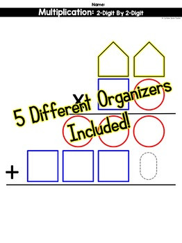 Multiplication with Regrouping Worksheet