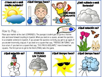 Weather and Seasons Worksheets